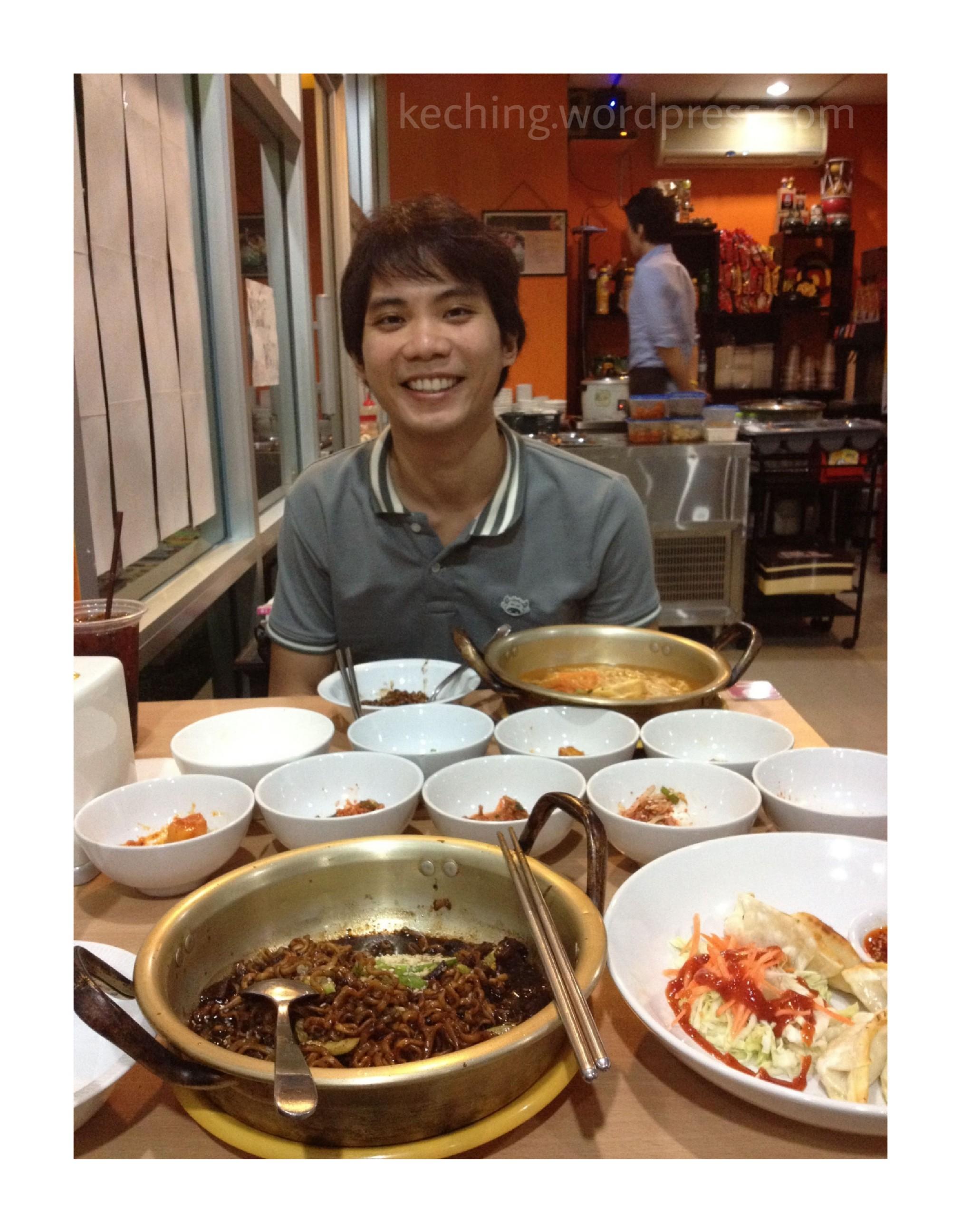 korean restaurant bangkok