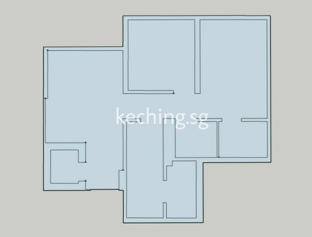 cheng san court bto floor plan