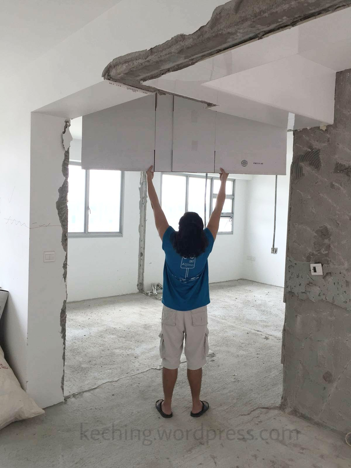 hdb bto renovation process
