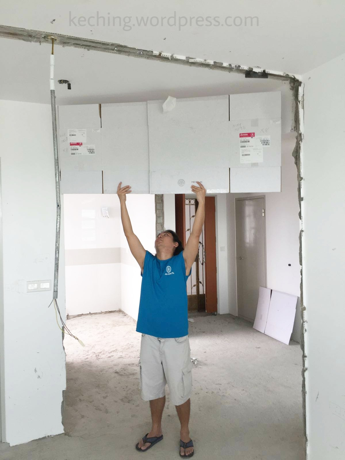 hdb renovation process