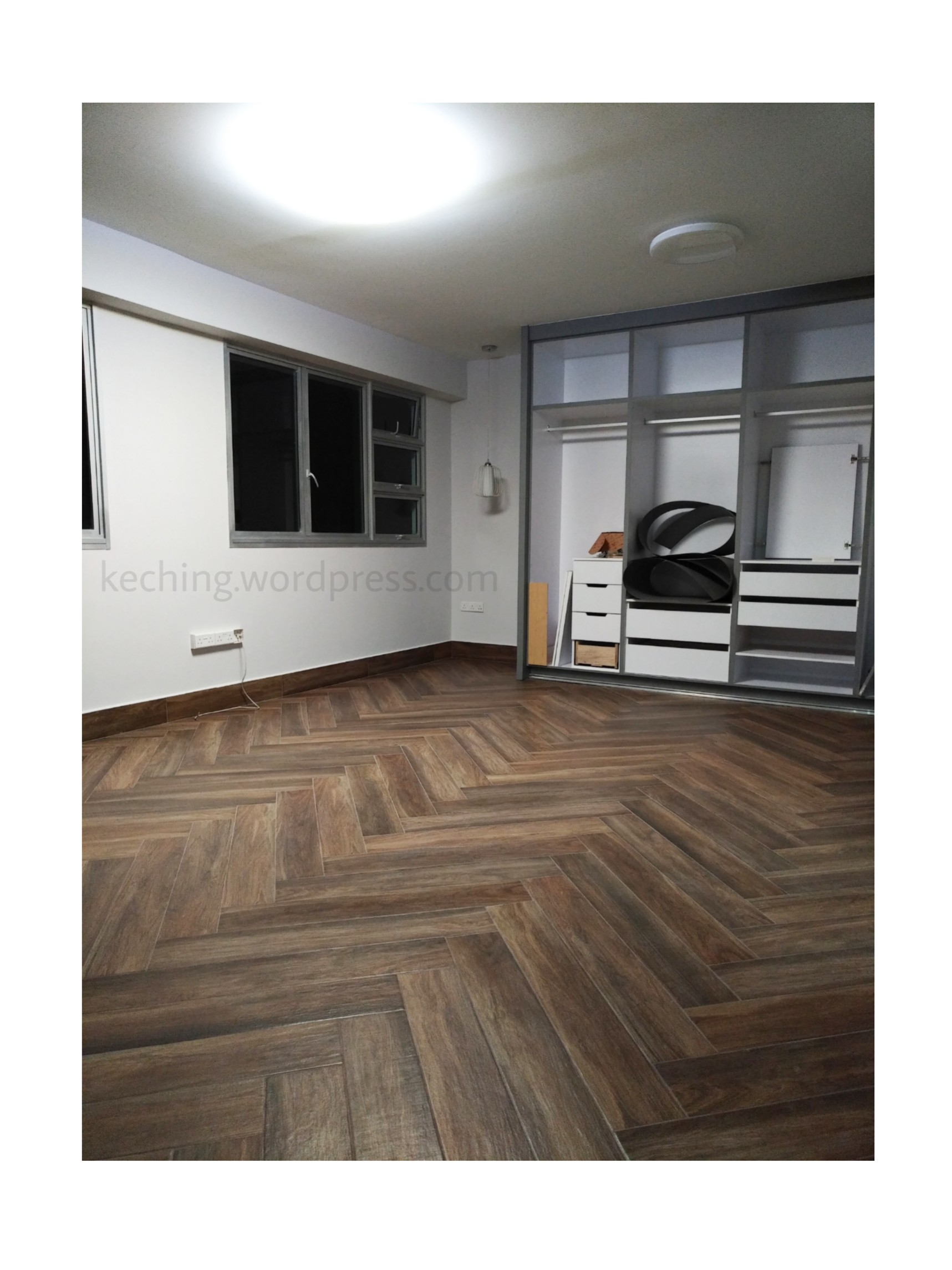 herringbone flooring singapore