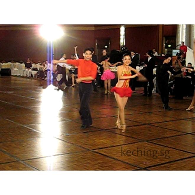 latin dance classes singapore