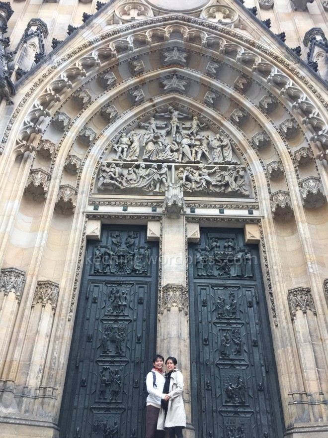 st vitus cathedral
