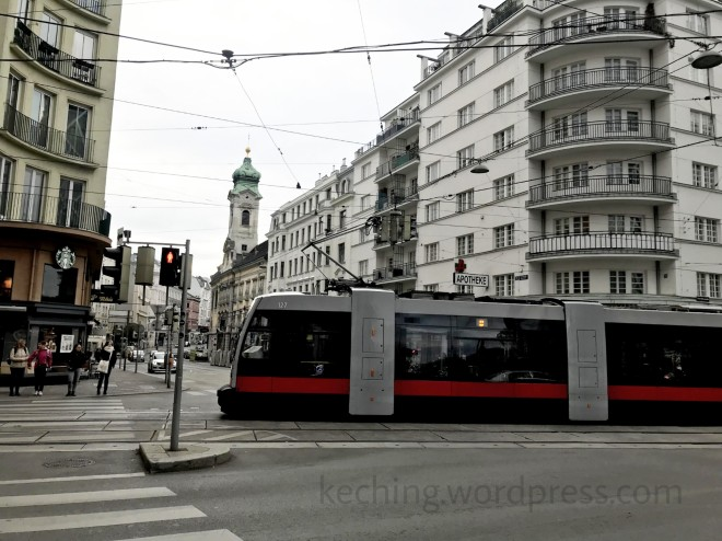 vienna public transport