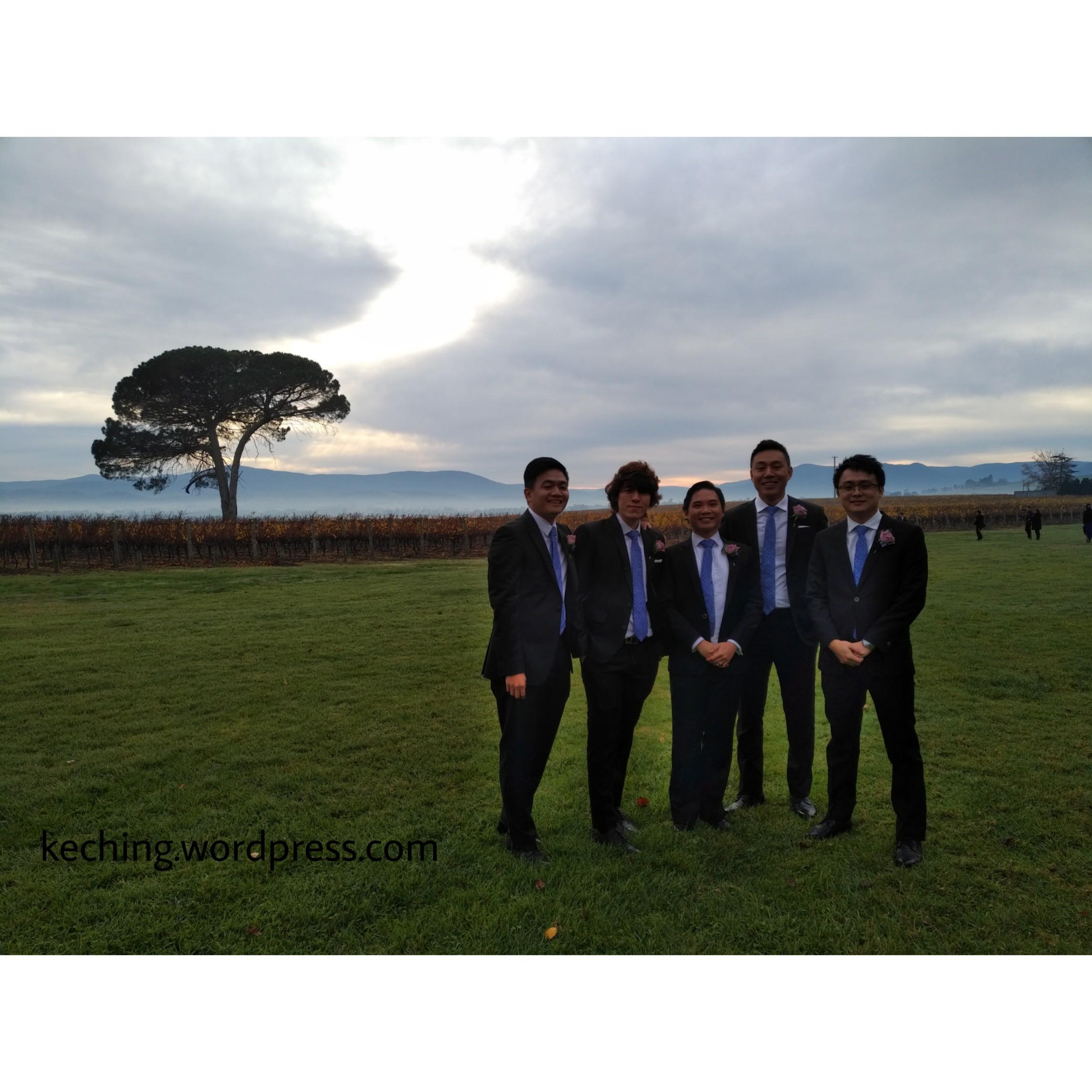 vineyard wedding venues australia