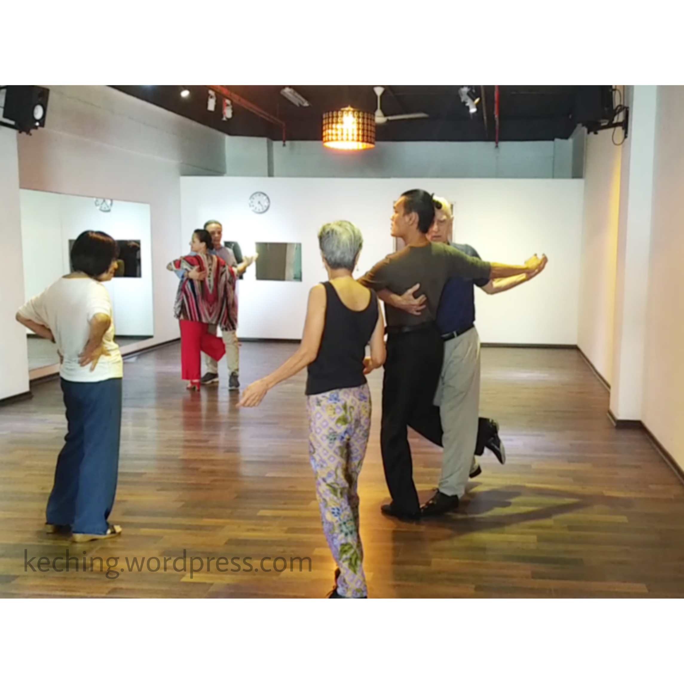 where to learn argentine tango in singapore