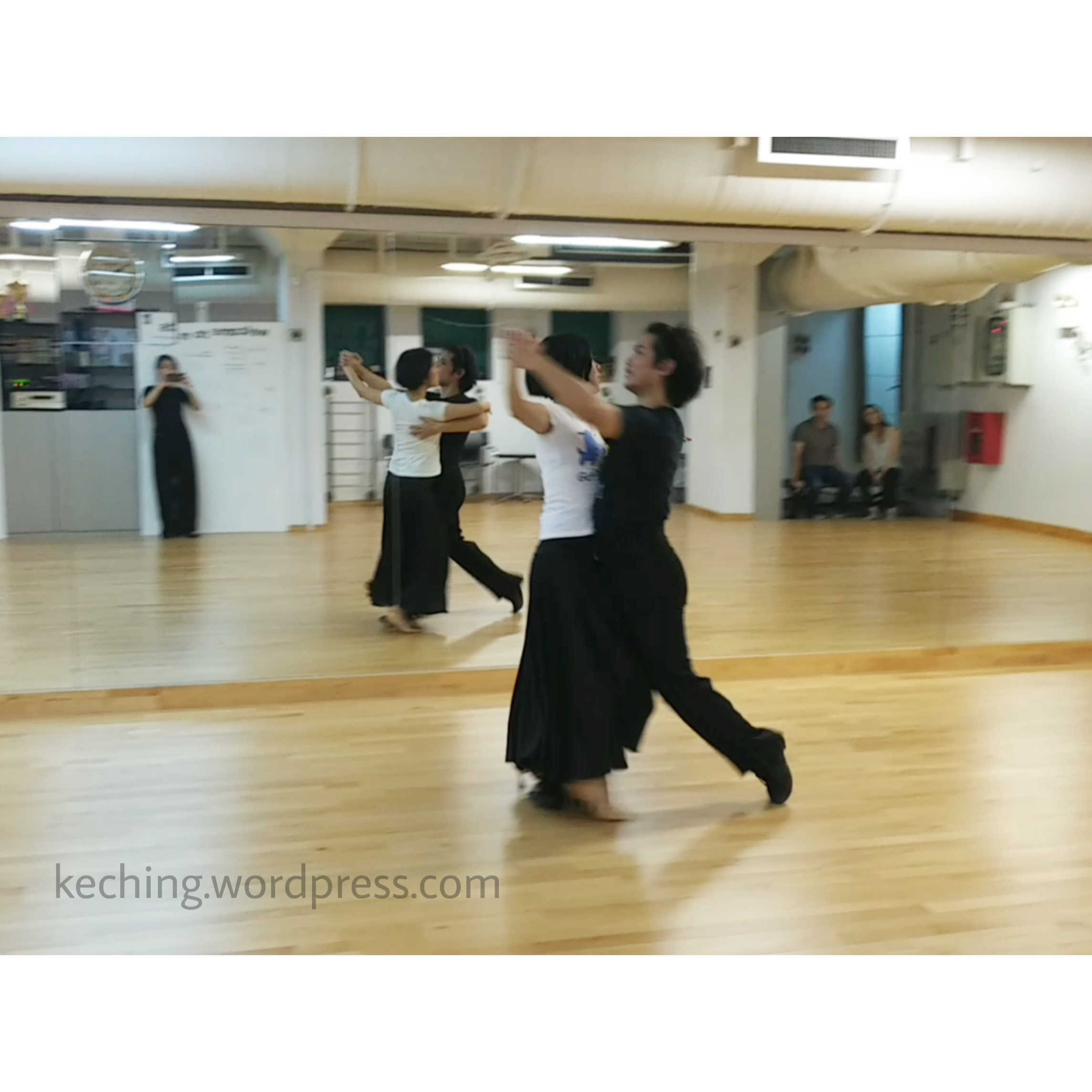 ballroom dance class singapore
