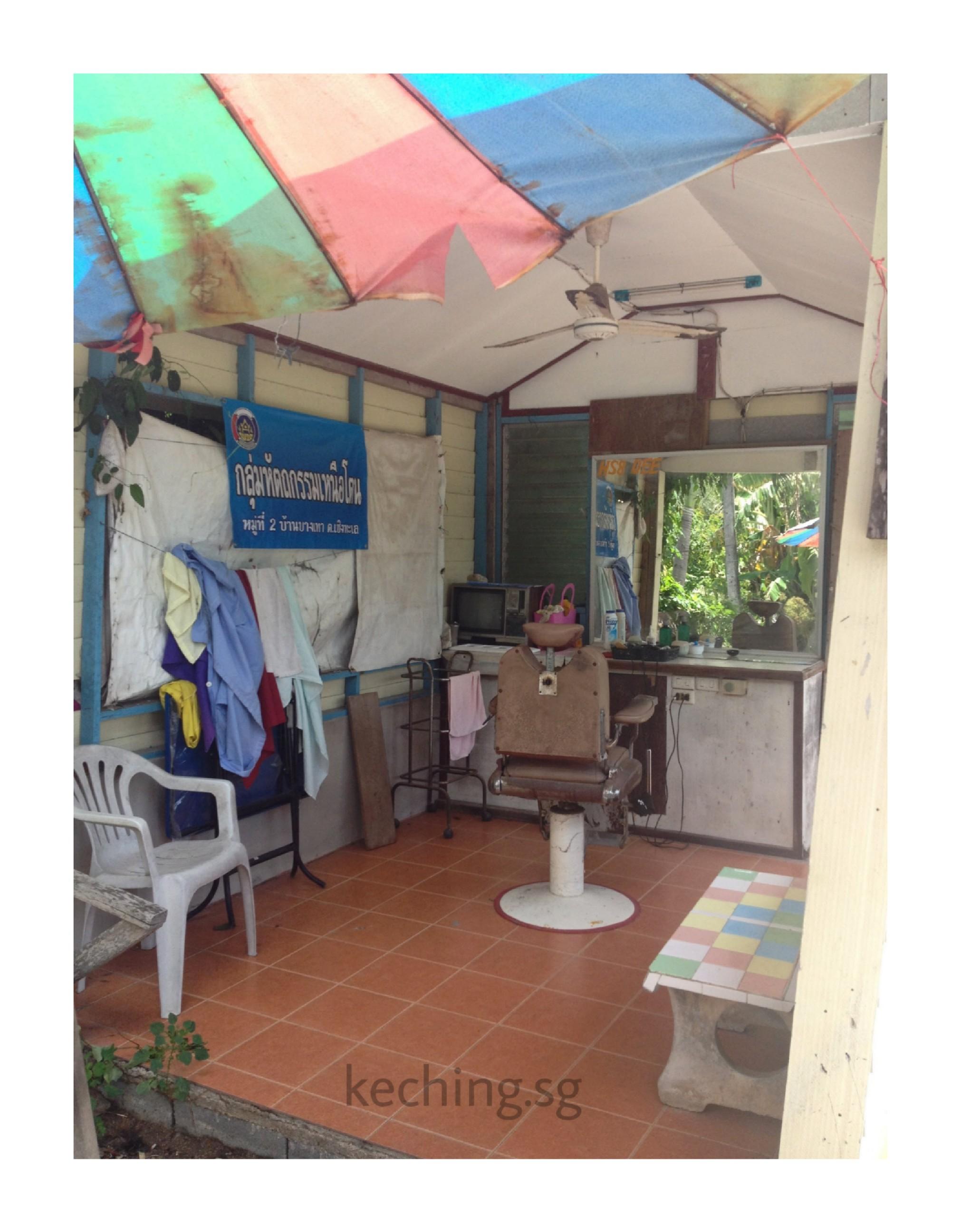 barber shop phuket