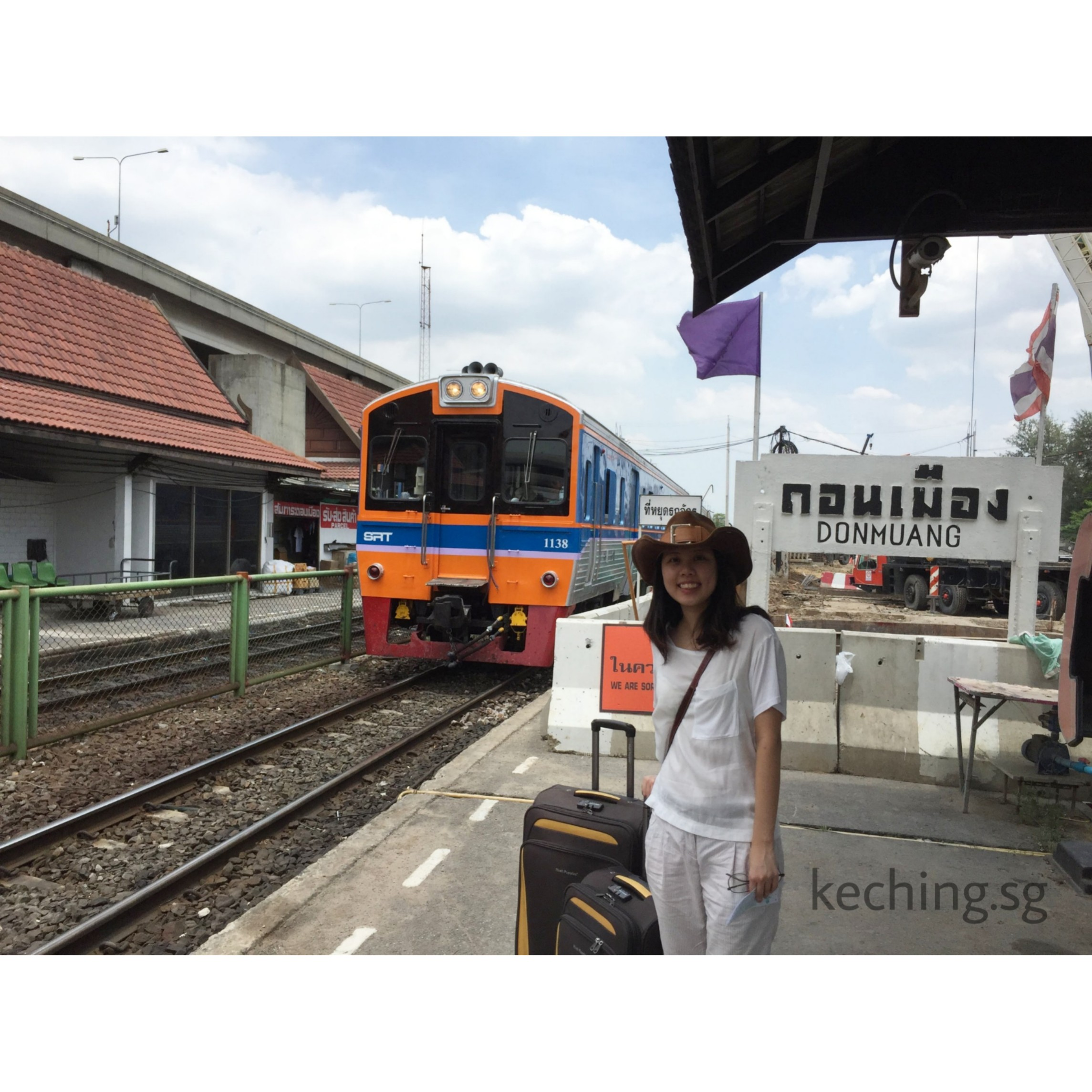 don muang railway station