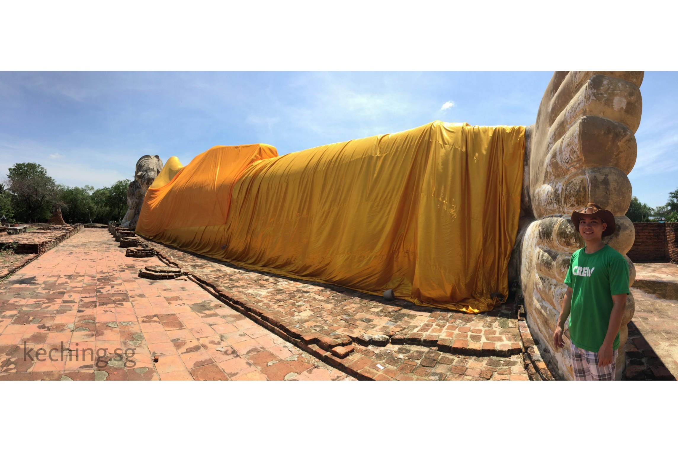 reclining buddha sai yat