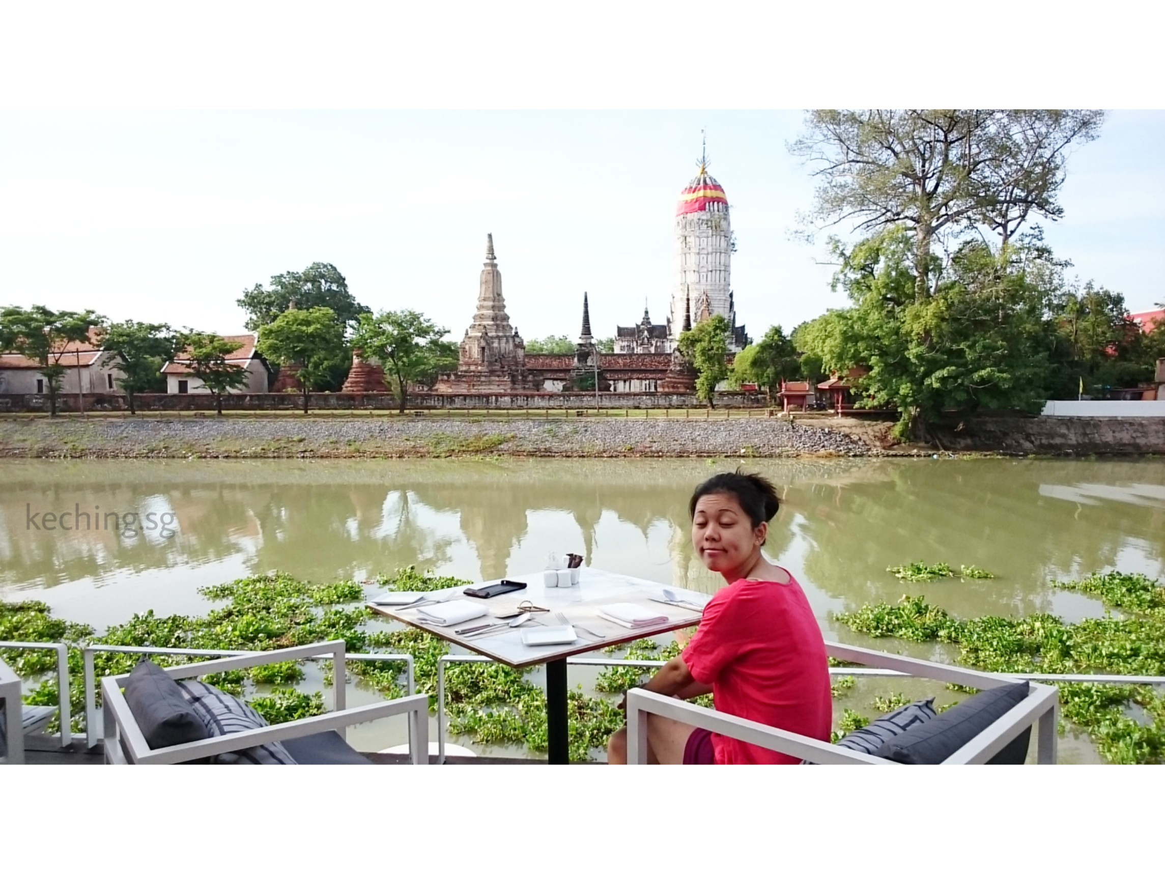 sala ayutthaya breakfast