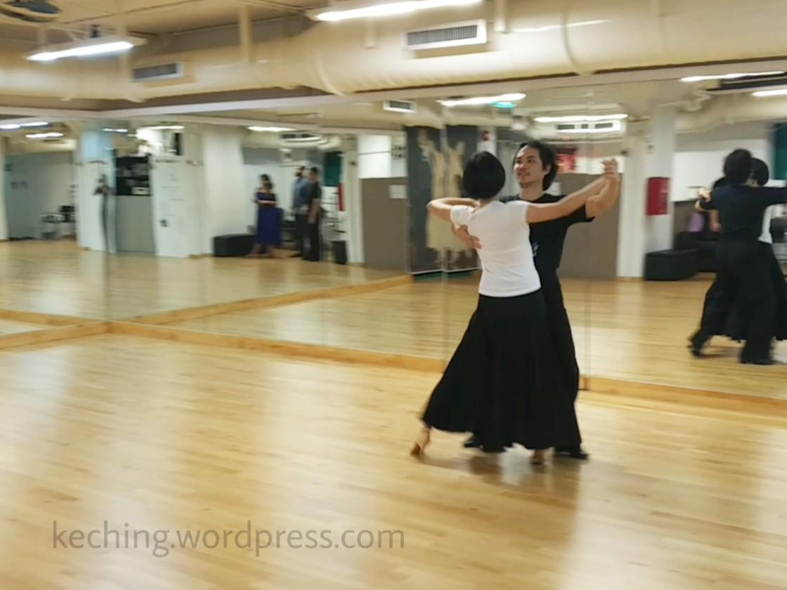 waltz dance class singapore