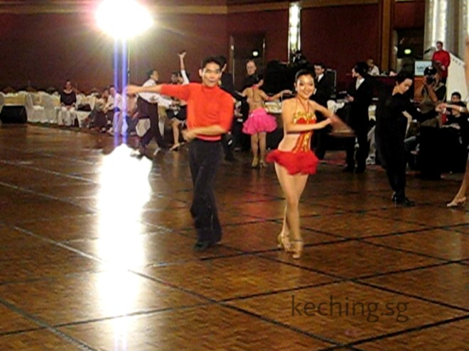 latin dance classes singapore
