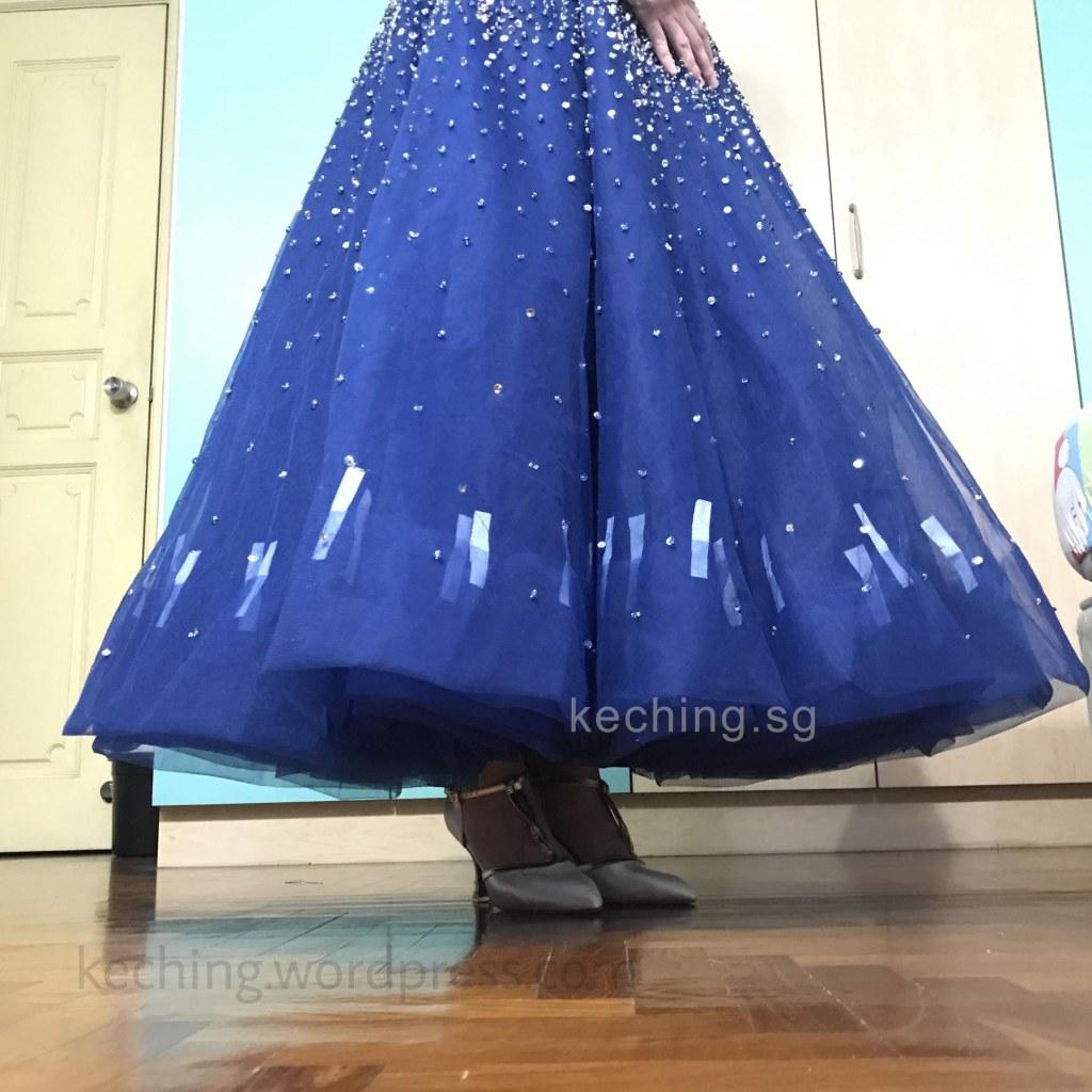 wedding dress alteration singapore