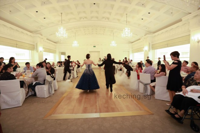 wedding dance singapore