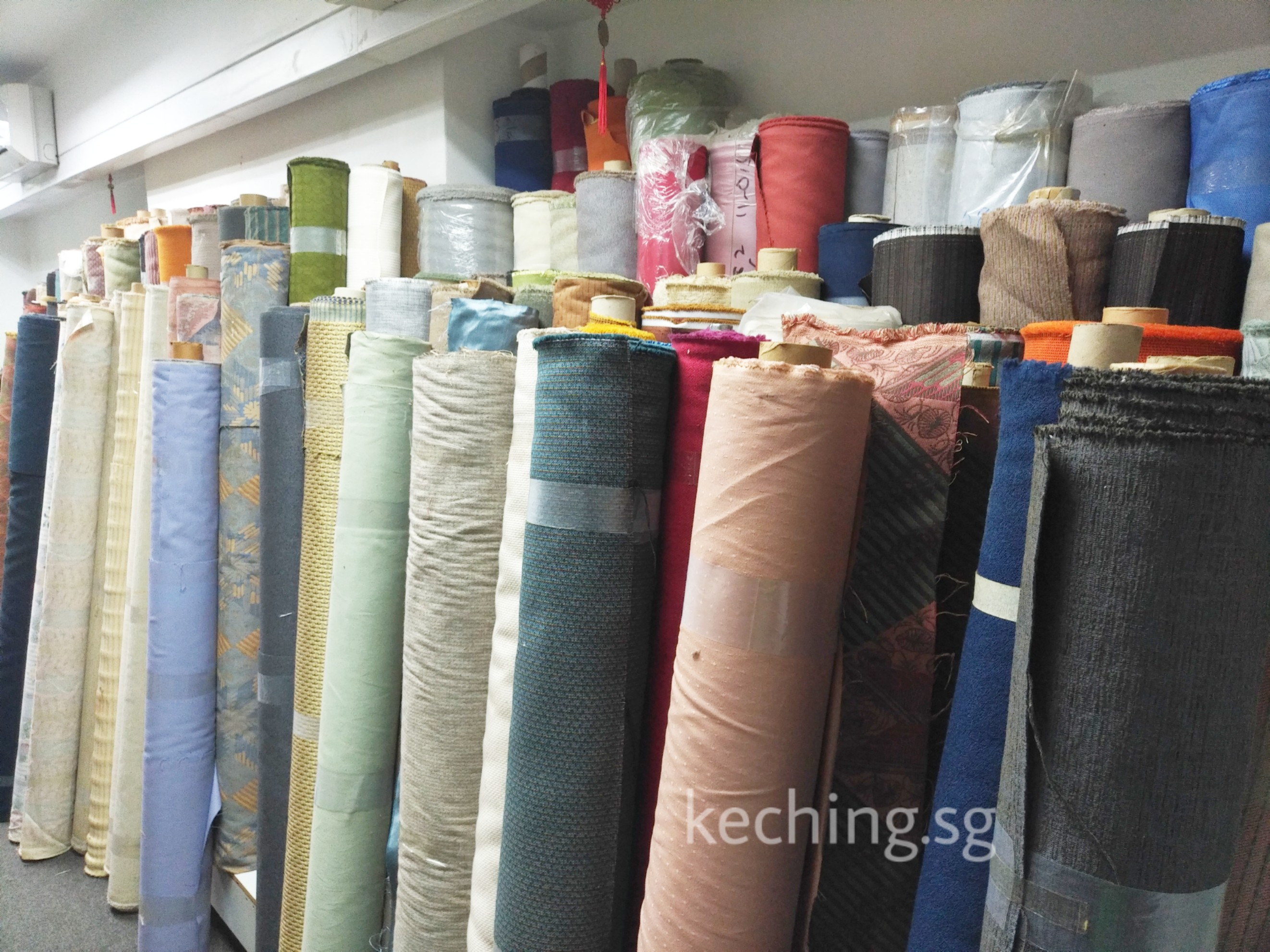 upholstery fabric singapore