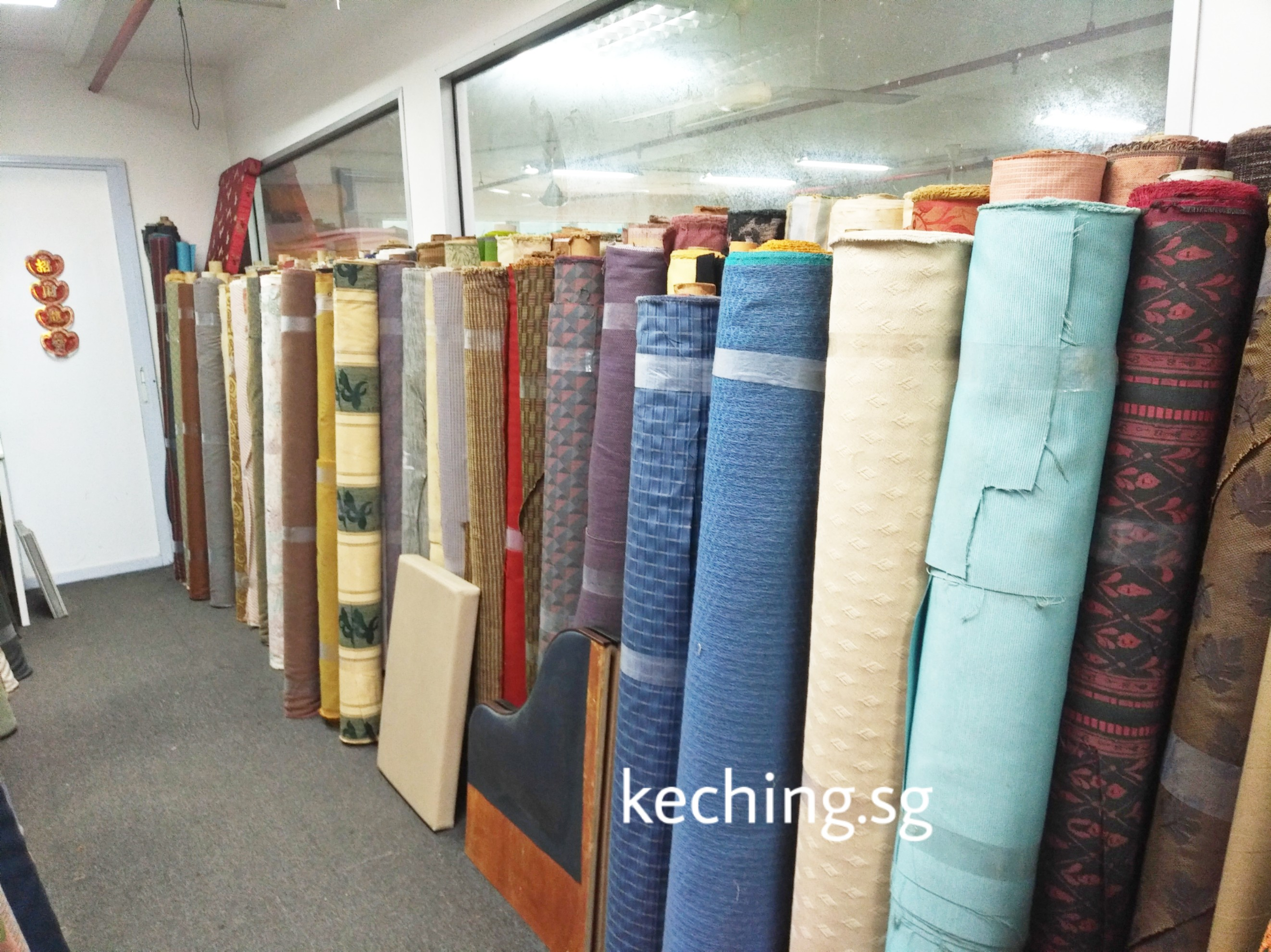 wholesale fabric suppliers singapore
