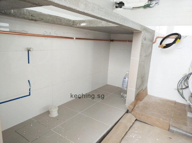 gas pipe installation singapore