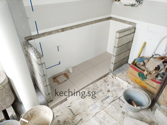 bto kitchen renovation