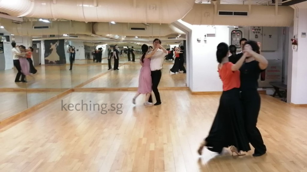 learn tango in singapore