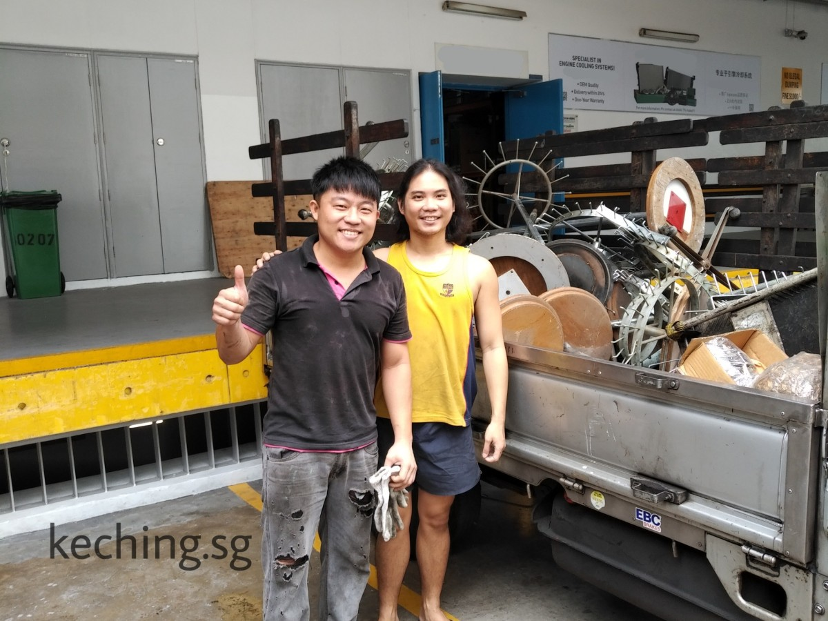 scrap metal buyers singapore