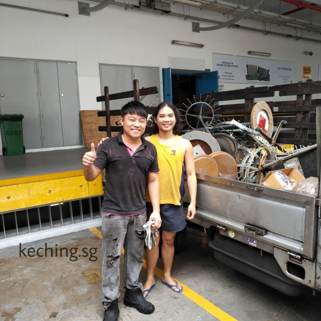 scrap metal buyers singapore