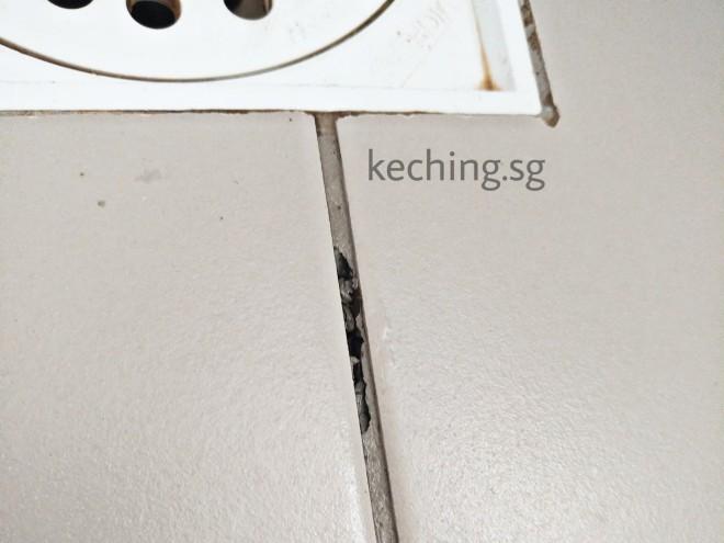 grout repair singapore