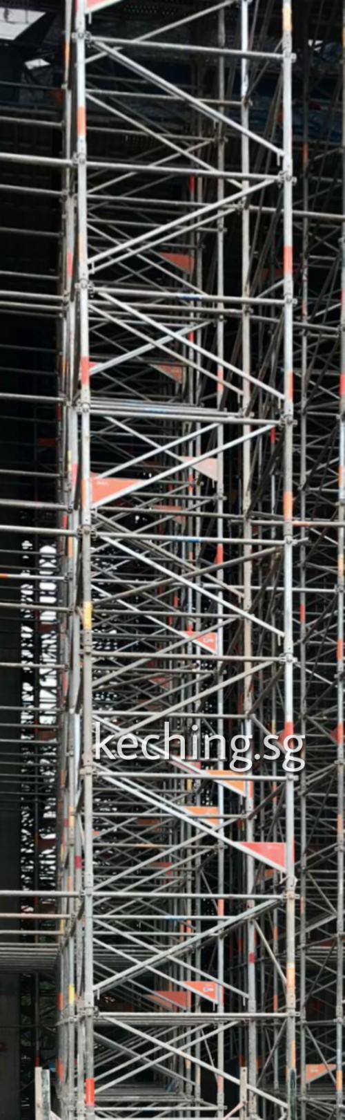 scaffolding singapore rental