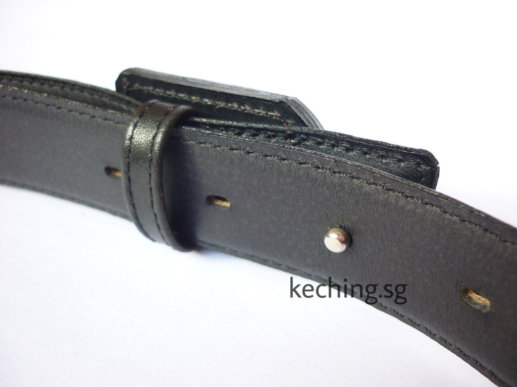 nickel free belts