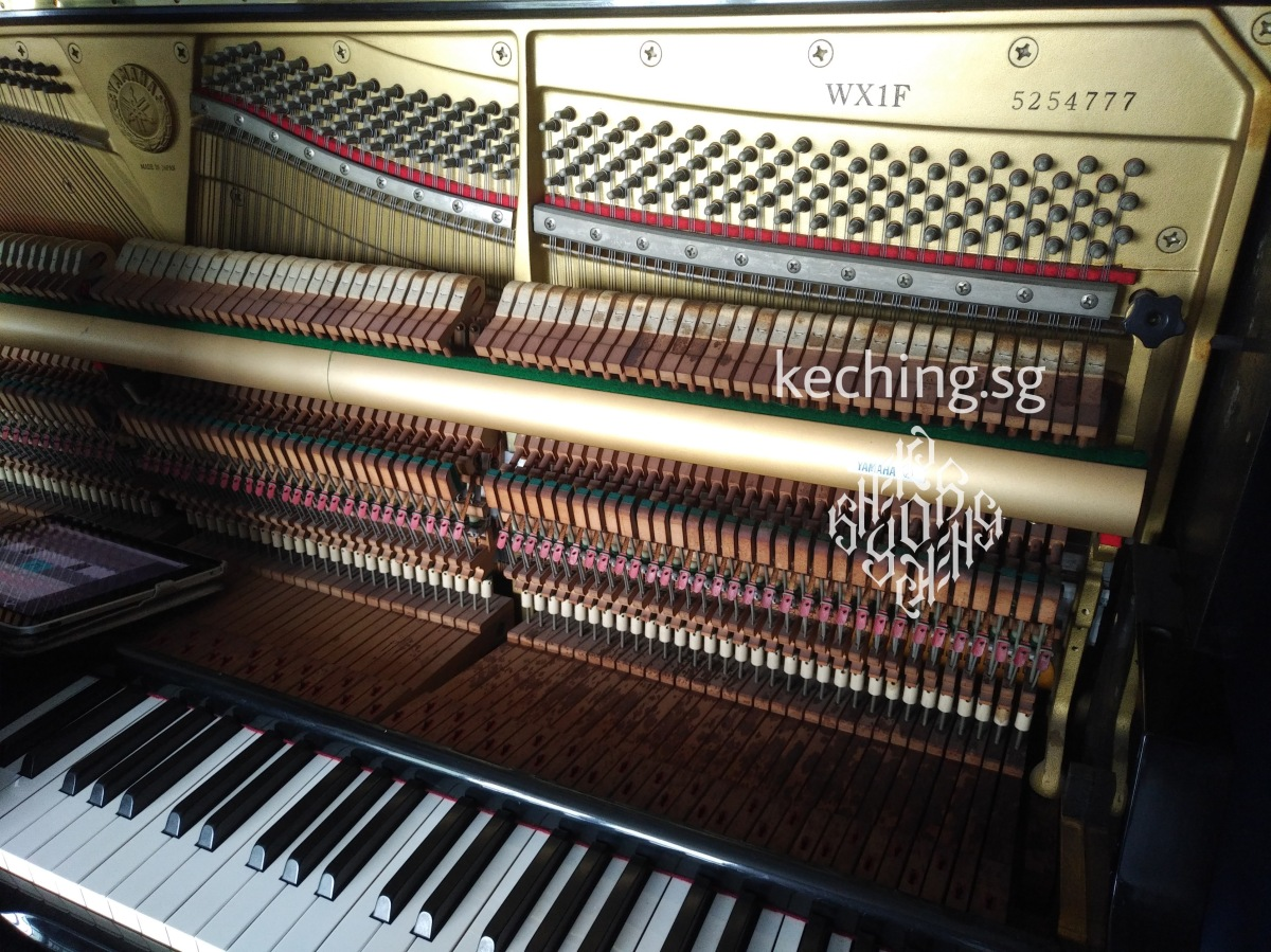 piano tuning course singapore
