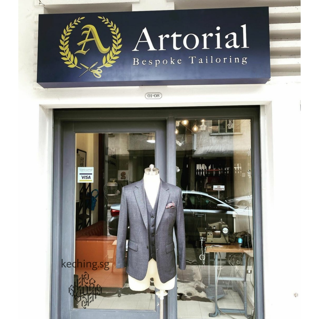 artorial bespoke tailoring