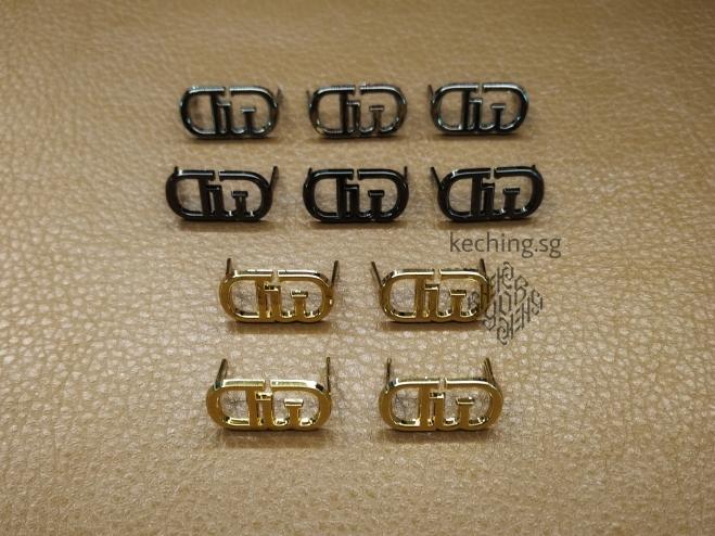 custom small metal logos