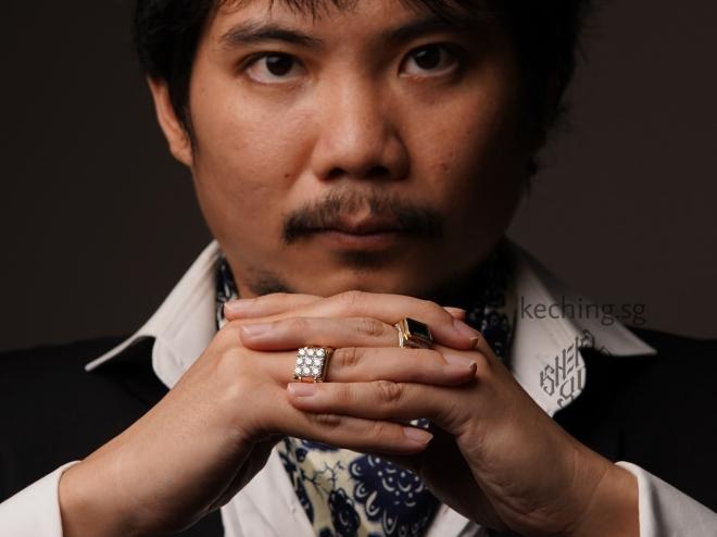 keching mens jewellery singapore